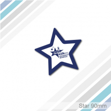 Star - Fridge Magnet (90 mm)